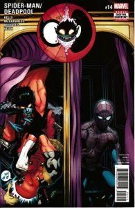 Spider-Man/Deadpool #14 (2017)