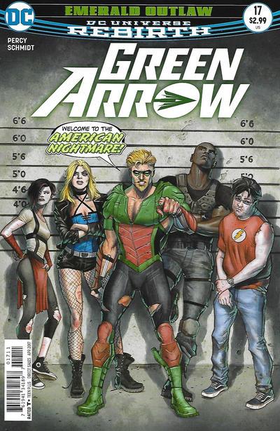 Green Arrow #17 (2017)