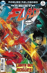 The Flash #17 (2017)