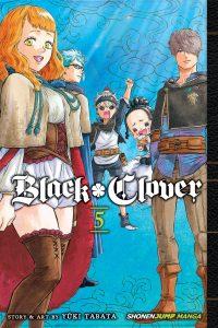 Black Clover #5 (2017)