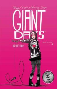 Giant Days #4 (2017)