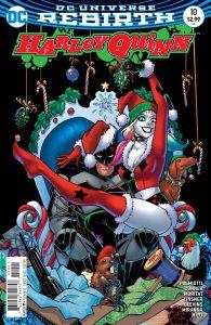Harley Quinn #10 (2016)