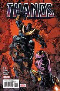 Thanos #4 (2017)