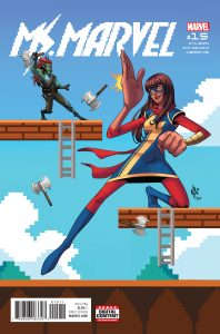 Ms. Marvel #15 (2017)