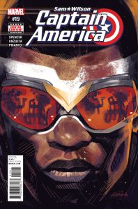 Sam Wilson: Captain America #19 (2017)