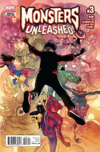 Monsters Unleashed #3 (2017)