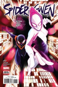 Spider-Gwen (Vol. 2) #17 (2017)