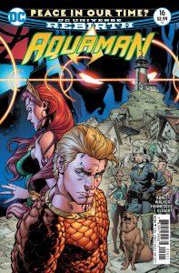 Aquaman #16 (2017)