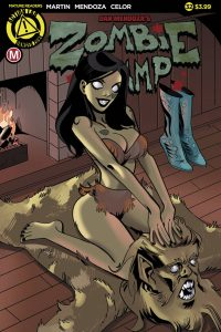 Zombie Tramp #32 (2017)