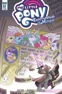 My Little Pony: Friendship Is Magic #51 (2017)