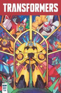 Transformers Annual #2017 (2017)