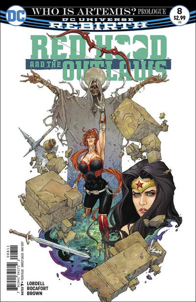 Red Hood and the Outlaws #8 (2017)