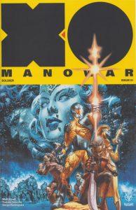X-O Manowar #1 (2017)