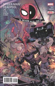 Spider-Man/Deadpool #15 (2017)