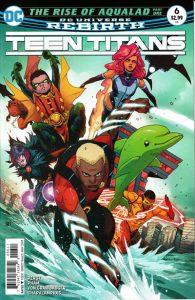 Teen Titans #6 (2017)