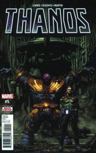 Thanos #5 (2017)