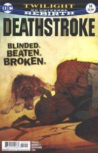 Deathstroke #14 (2017)