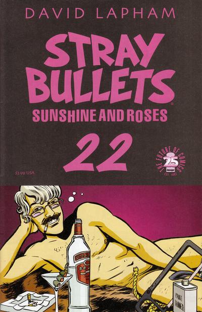 Stray Bullets: Sunshine & Roses #22 (2017)