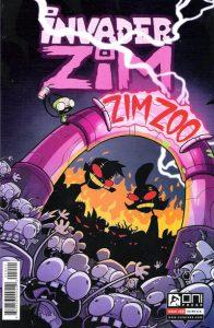 Invader Zim #19 (2017)