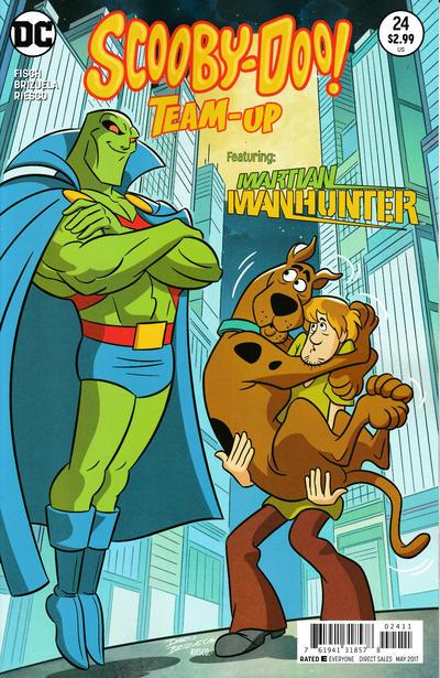 Scooby-Doo Team-Up #24 (2017)
