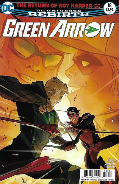 Green Arrow #18 (2017)