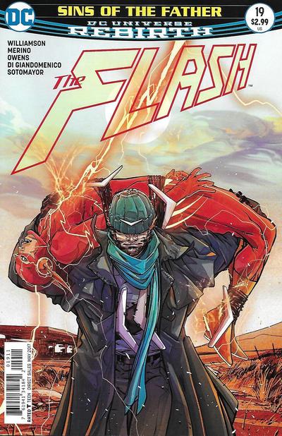 The Flash #19 (2017)