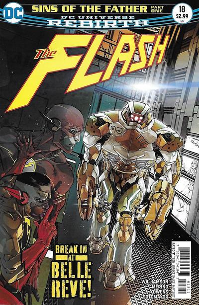 The Flash #18 (2017)