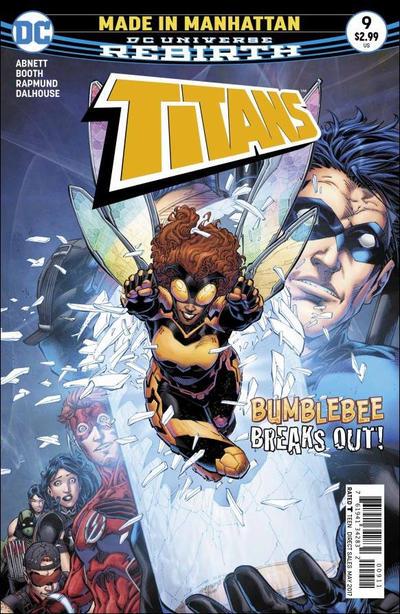 Titans #9 (2017)