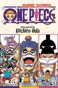 One Piece #19-20-21 (2017)