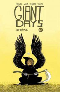 Giant Days #24 (2017)