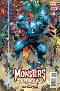 Monsters Unleashed #5 (2017)