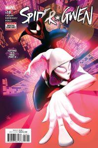 Spider-Gwen (Vol. 2) #18 (2017)