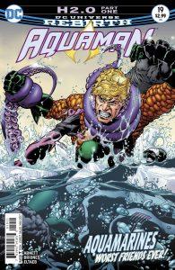 Aquaman #19 (2017)