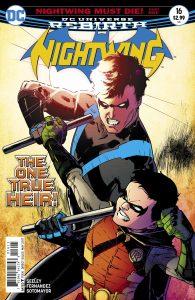 Nightwing #16 (2017)