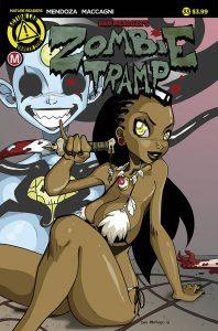 Zombie Tramp #33 (2017)