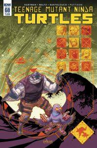 Teenage Mutant Ninja Turtles #68 (2017)