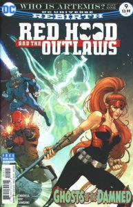Red Hood and the Outlaws #9 (2017)