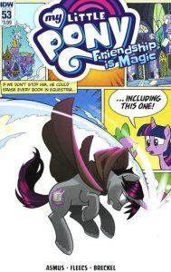 My Little Pony: Friendship Is Magic #53 (2017)