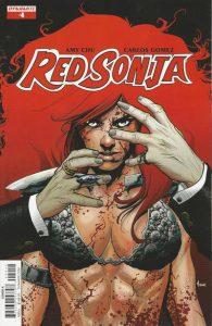 Red Sonja #4 (2017)