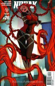 Ninjak #26 (2017)