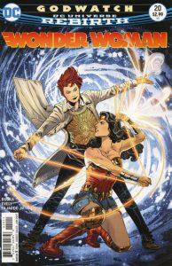 Wonder Woman #20 (2017)