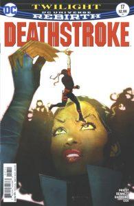 Deathstroke #17 (2017)