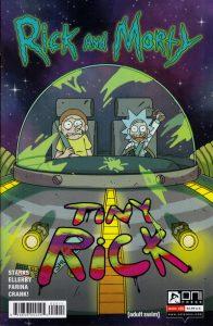 Rick and Morty #25 (2017)