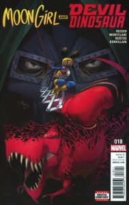 Moon Girl and Devil Dinosaur #18 (2017)