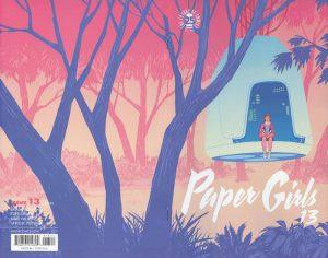 Paper Girls #13 (2017)