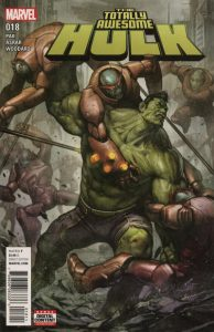 Totally Awesome Hulk #18 (2017)