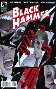 Black Hammer #8 (2017)