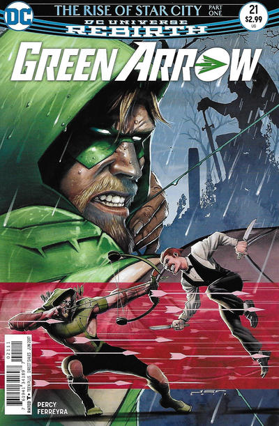 Green Arrow #21 (2017)