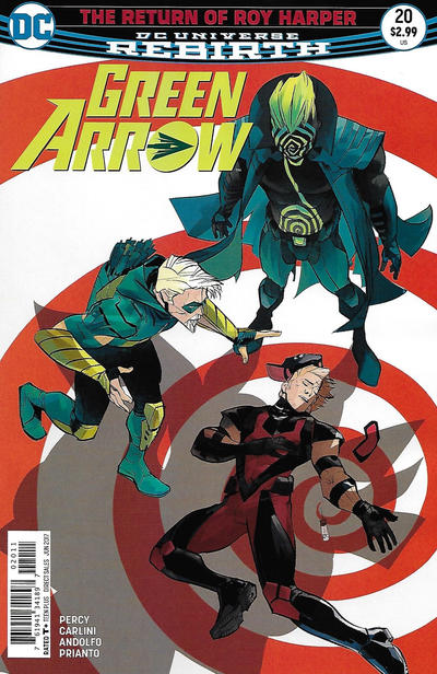 Green Arrow #20 (2017)