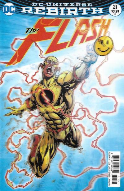 The Flash #21 (2017)